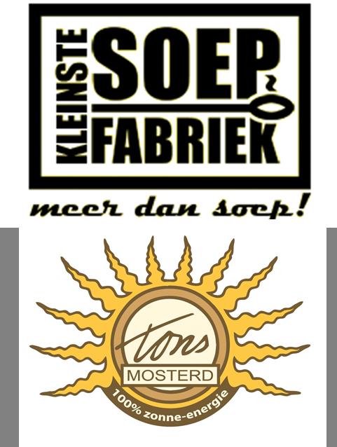 KSF en Tons mosterd logo webshop